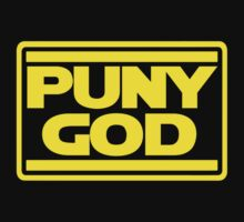 Puny God by OriginalApparel