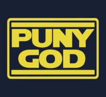 Puny God Kids Clothes
