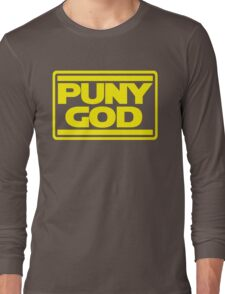 Puny God Long Sleeve T-Shirt