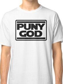 Puny God Classic T-Shirt
