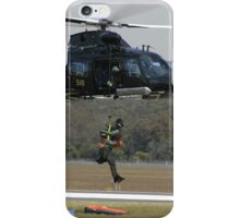 Air Sea Rescue Demonstration @ Nowra Airshow 2008 iPhone Case/Skin