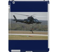 Air Sea Rescue Demonstration @ Nowra Airshow 2008 iPad Case/Skin