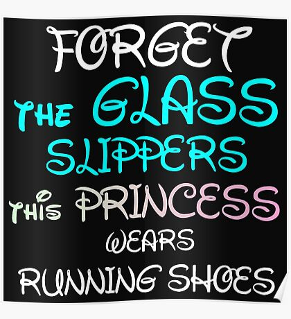 GLASS SLIPPERS Poster