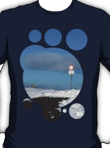 Every end is a new beginning | conceptual photography T-Shirt