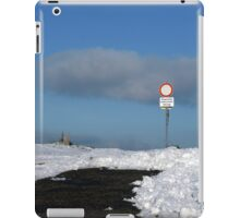 Every end is a new beginning | conceptual photography iPad Case/Skin