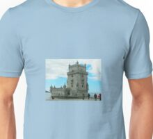 Belem Tower, Lisbon Unisex T-Shirt