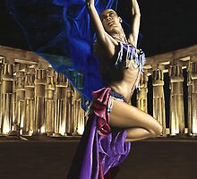 Sun Court Dancer by Richard Young