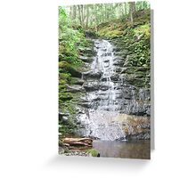 Silence Falls - West Gore, NS Greeting Card