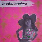 Cheeky Monkey by Gary Hogben