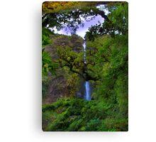 El Chorros Waterfalls of Giron XII Canvas Print