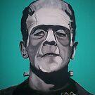 Frank by Gary Hogben