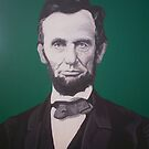 Abraham Lincoln by Gary Hogben