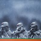 The Firing Squad by Gary Hogben