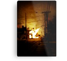 The Moment Things Changed Forever Metal Print