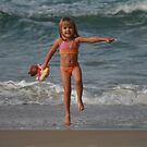 Childs Play at the Beach by ahobbs77