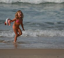 Childs Play at the Beach (Part 2) by ahobbs77
