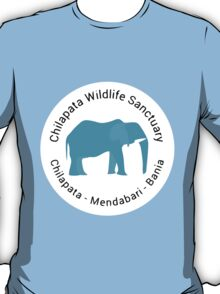Chilapata Wildlife Sanctuary T-Shirt