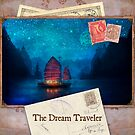 The Dream Traveler Foxfires Calendar - Cover by Aimee Stewart