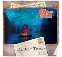 The Dream Traveler Foxfires Calendar - Cover Poster