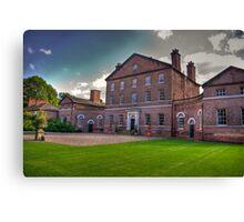Sutton Park Hall Canvas Print