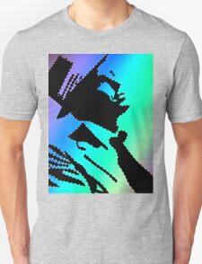 Sinatra under the rainbow Unisex T-Shirt