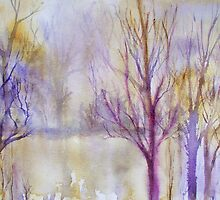 Winter Morning by Ruth S Harris