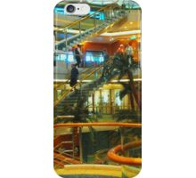 Four Floors of Lights and Sparkles iPhone Case/Skin