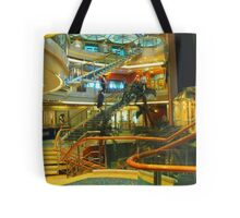 Four Floors of Lights and Sparkles Tote Bag