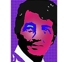 Dean Martin in living color Photographic Print