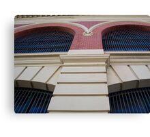 facade Canvas Print