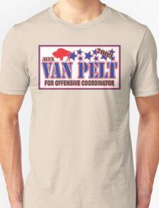 Alex VanPelt for Offensive Coordinator!! T-Shirt
