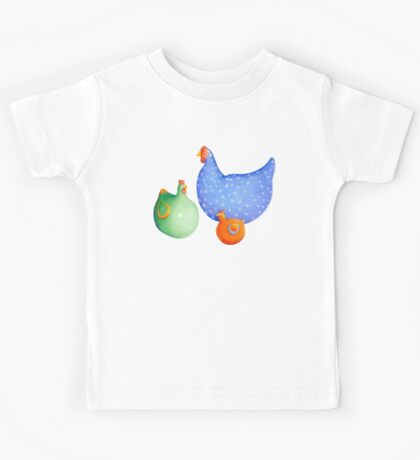French Hens t-shirt Kids Clothes