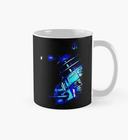 Dalek Beta – Blue Mug