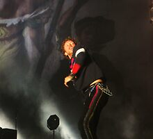 coldplays chris martin by d. kennedy