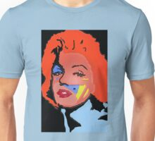 Marilyn Monroe in color Unisex T-Shirt