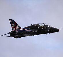 BAe Hawk - Silverstone Air 2009 by Richard Durrant