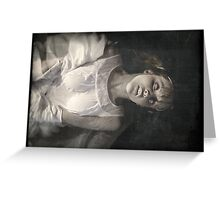 """Timeless """"Ophelia's Death"""" Greeting Card"""