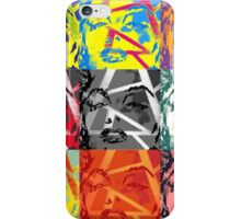 Many faces of Marilyn Monroe iPhone Case/Skin