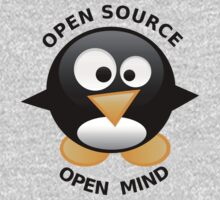 Open Source Open Mind Baby Tee