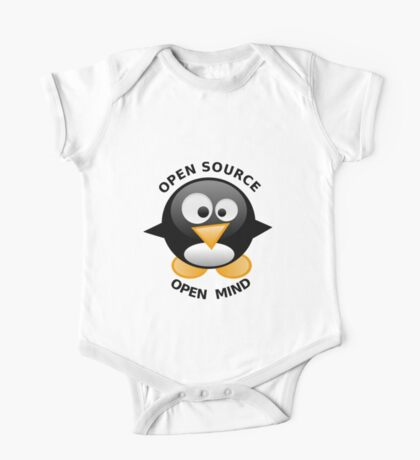 Open Source Open Mind One Piece - Short Sleeve