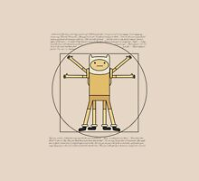 Finn the Vitruvian Man  Unisex T-Shirt