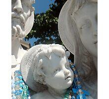 Baby Jesus Photographic Print