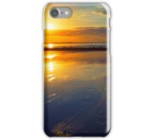 beal beach reflections iPhone Case/Skin