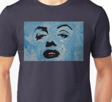 Marily in blue Unisex T-Shirt