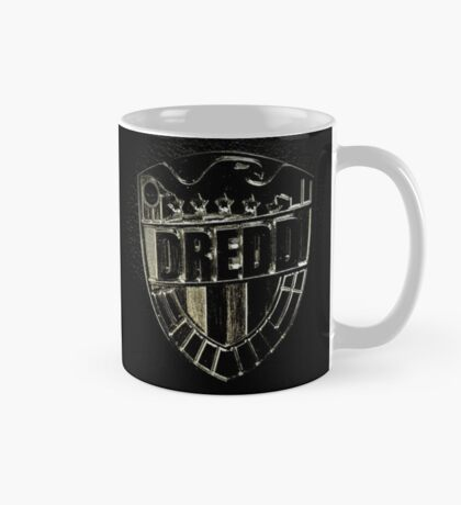 Judge Dredd – I AM THE LAW Mug