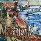 Margaritaville Tapestry. by debbiedoda