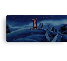 LaGrande's Bone (Monkey Island 2) Canvas Print