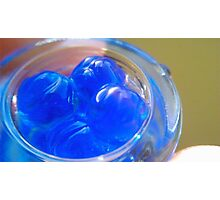 water ball Photographic Print