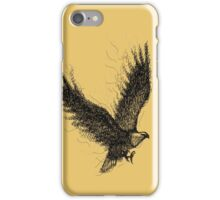 Eagle Curl Abstract iPhone Case/Skin