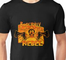 Rockabilly Rebel Unisex T-Shirt